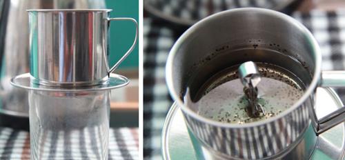 Cách pha cafe phin ngon nhất