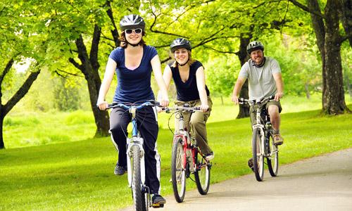 Đạp xe mỗi ngày