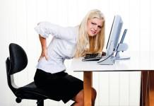 mẹo chống đau lưng