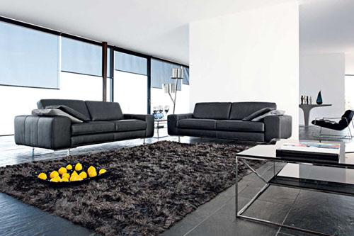 thảm sàn phòng khách