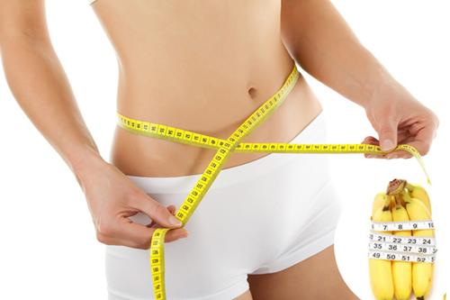 Cách giảm cân bằng chuối