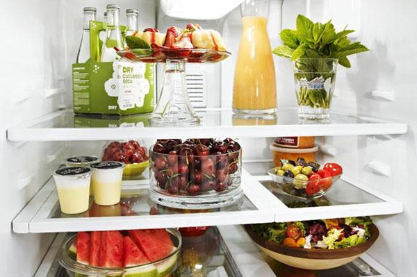 Cách khử mùi hôi trong tủ lạnh cực đơn giản