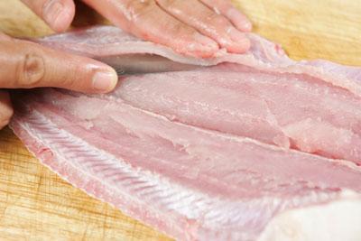 Lóc xương cá