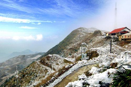 Du lịch tháng 12 - Mẫu Sơn