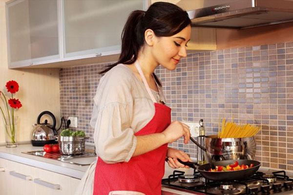 Sai lầm hay mắc trong nấu ăn