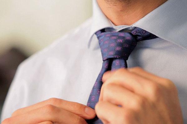 Hướng dẫn thắt cà vạt đẹp