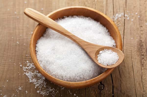 Giảm mỡ bụng nhanh bằng muối