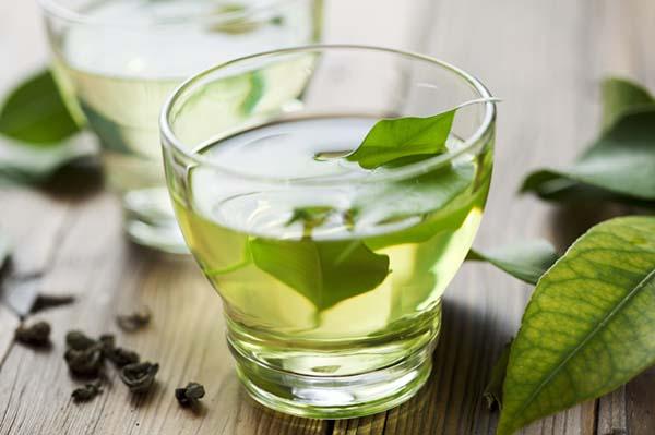 Giảm mỡ bụng nhanh bằng trà xanh