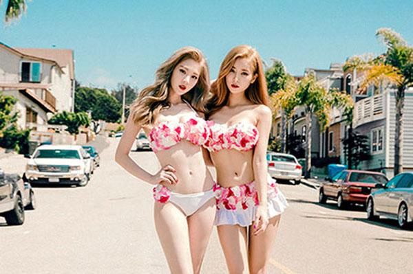 3 xu hướng bikini mới nhất năm 2016: Trẻ trung, quyến rũ