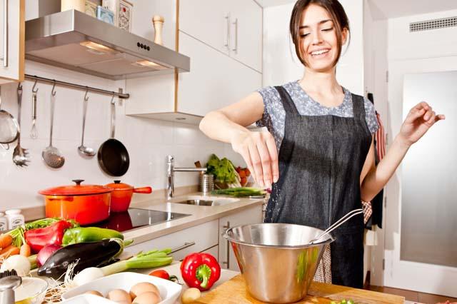 mẹo nấu ăn ngon