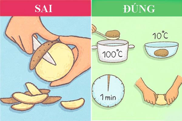 tiết kiệm thời gian trong nhà bếp