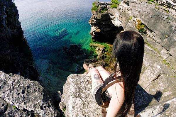 Chiêu chụp ảnh selfie khi du lịch không nhàm chán