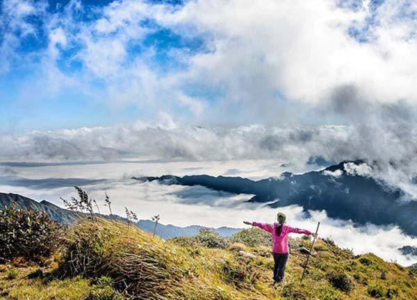 Những điều con gái cần nhớ khi leo núi mạo hiểm