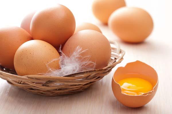 mẹo vặt với trứng