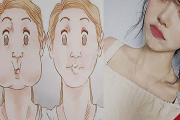 Tạm biệt gương mặt to tròn với 7 bài tập giảm béo vùng mặt