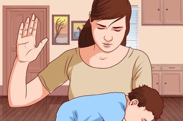 sơ cứu trẻ khi hóc dị vật