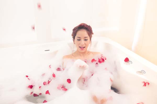 nước tắm