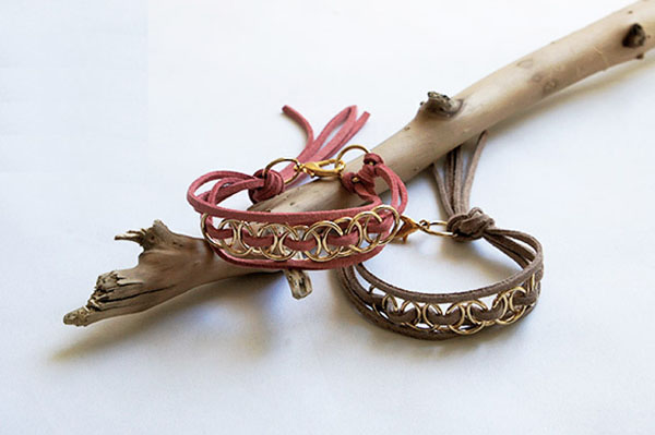 cách làm vòng đeo tay handmade