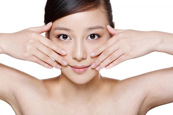 massage toàn da mặt