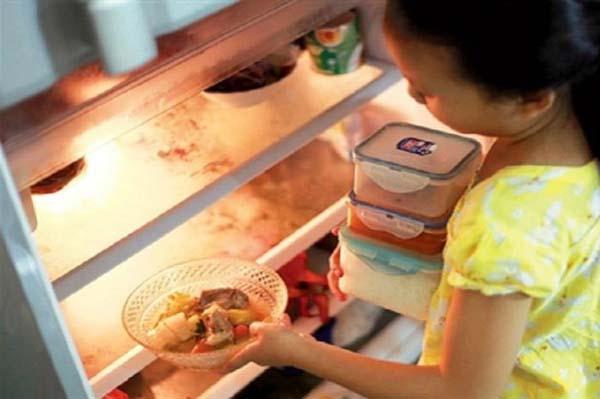 Thức ăn thừa sau Tết – Tiếc một hại mười