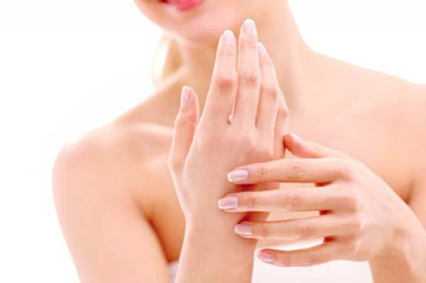 cách chăm sọc da tay