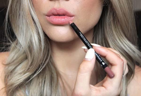 6 bước trang điểm giúp đôi môi căng mọng quyến rũ không cần bơm