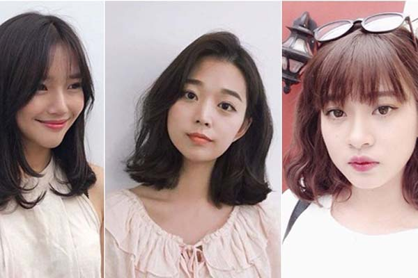 10 kiểu tóc ngang vai du Xuân, chơi Tết 2018 khiến ai cũng phải chết mê chết mệt đây!