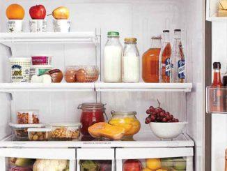 giữ nhà bếp sạch sáng bóng