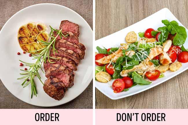 lỗi sai ai cũng mắc phải khi đi ăn ở nhà hàng